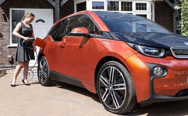 Iznajmljivanje električnih vozila