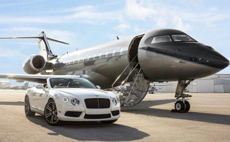Privatni avionski letovi