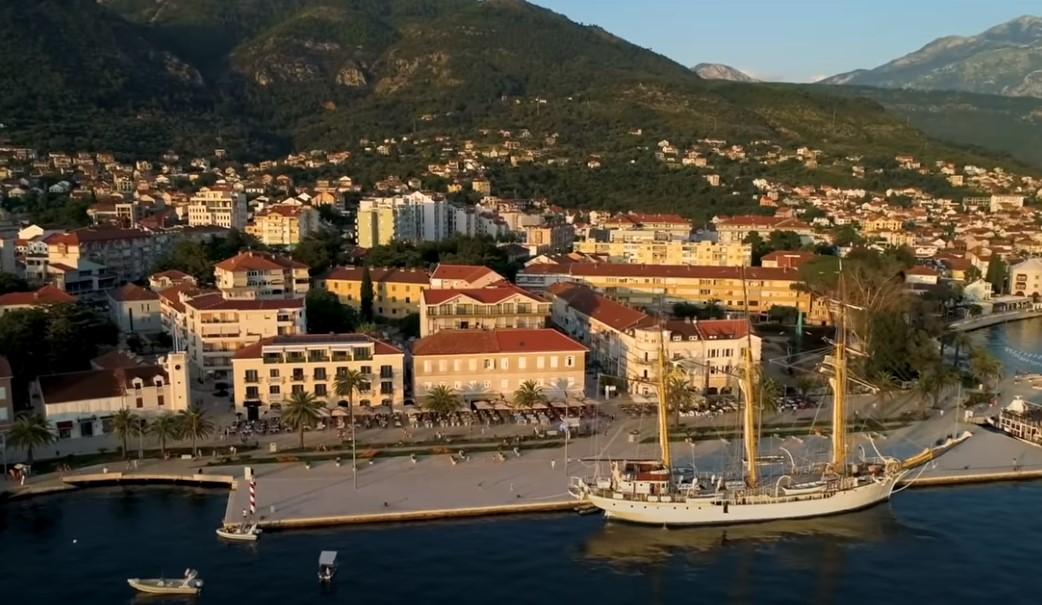 Crna Gora obala